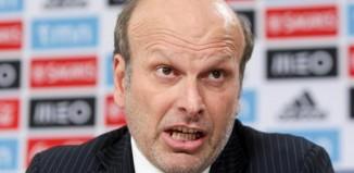 Sr. João Gabriel director de comunicación del Benfica