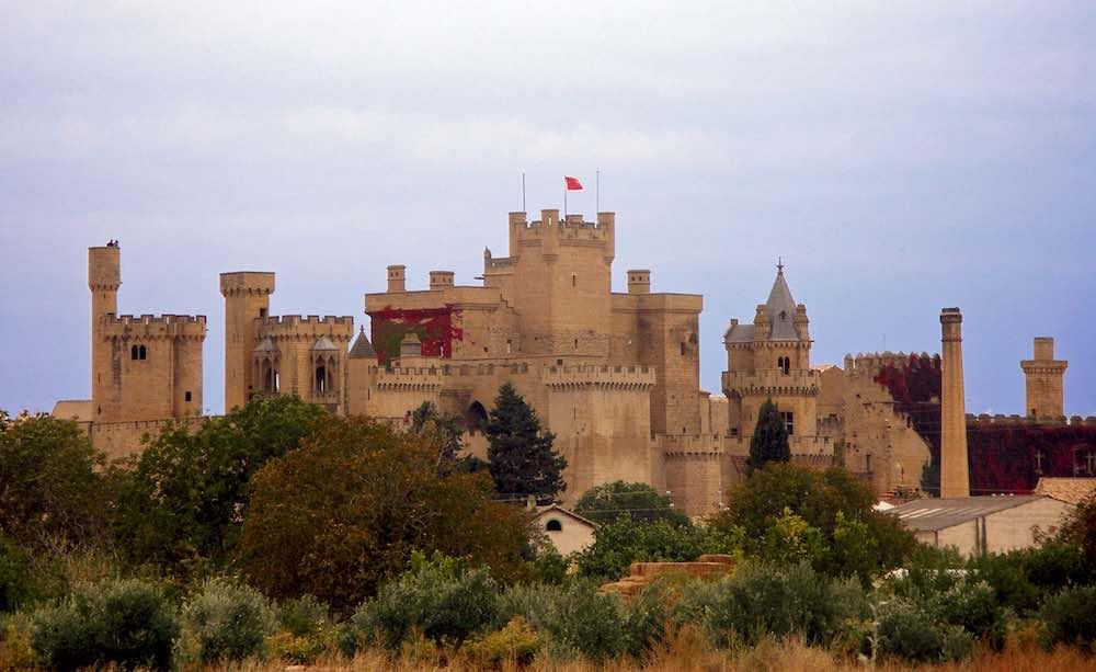 Palacio de Olite, Navarra