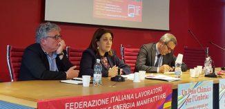 Catiuscia Marini presidenta de Umbria
