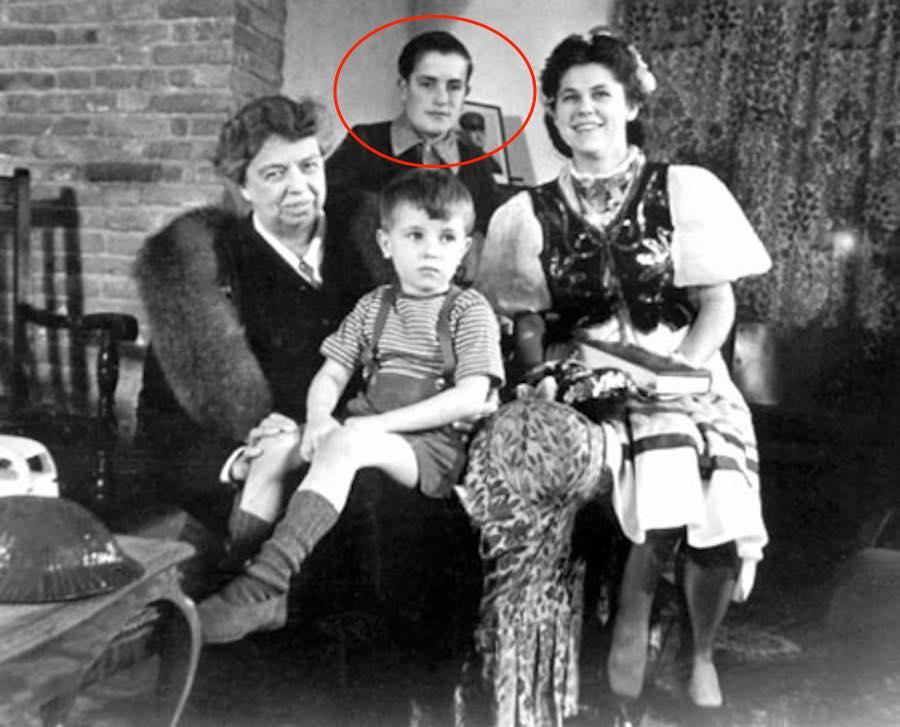 """Kerman Mirena Iriondo, el niño vasco de la guerra, que fue """"adoptado"""" por la primera dama de los USA"""