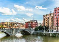 La fotografía con la que Conde Nast Traveler representa el recorrido por el País Vasco