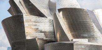 Guggenheim Bilbao. Museo mas hermoso del mundo según Conde Nast Traveler