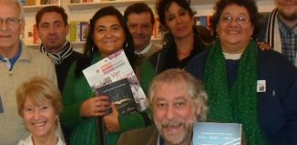 Se presentó el libro bilingüe editado por Centro Vasco Chivilcoy