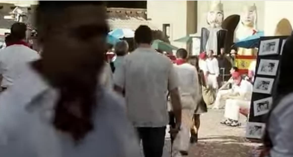 Pamplona según la teleserie Criminal Minds: Beyond Borders