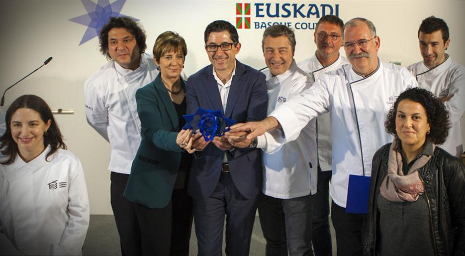 Presentación del Basque Culinary World Prize
