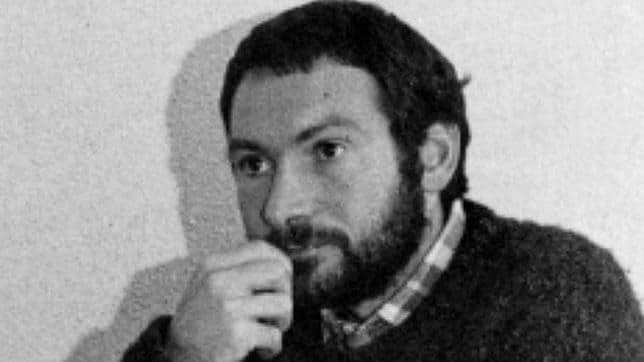 Basque author Joseba Sarrionandia