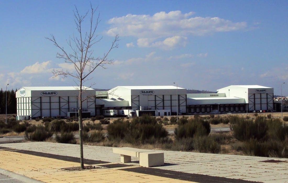Instalaciones de Olano en Guarda (Portugal)