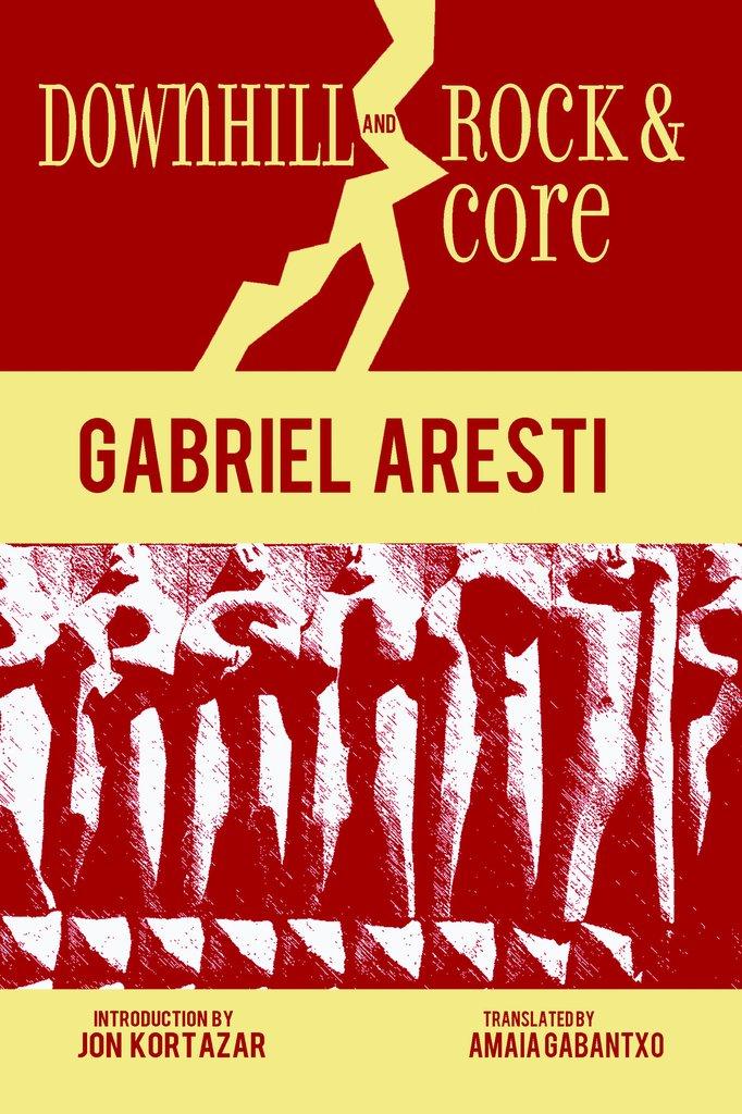 Portada del libro con dos poemarios De Gabriel Aresti traducidos al inglés