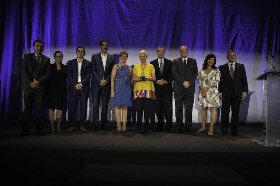 Presentación Basque Culinary World Prize 2017