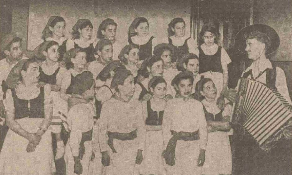 Basque War Children, refugees in Great Britain