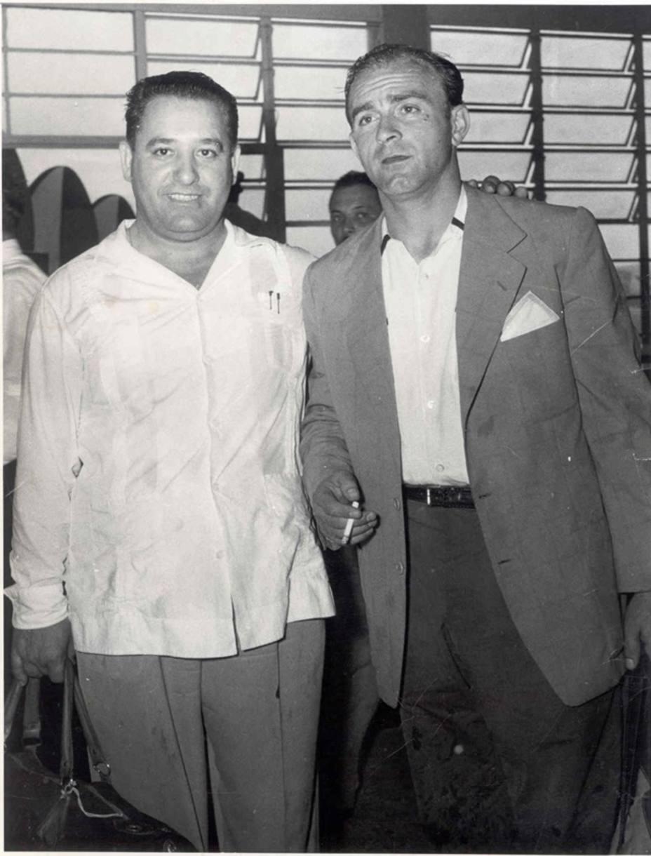 Euskal Damian Gaubeka, Alfredo di Stefanorekin Karakasen.