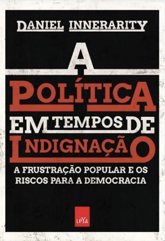 The Portuguese-language edition of Daniel Innenarity's book