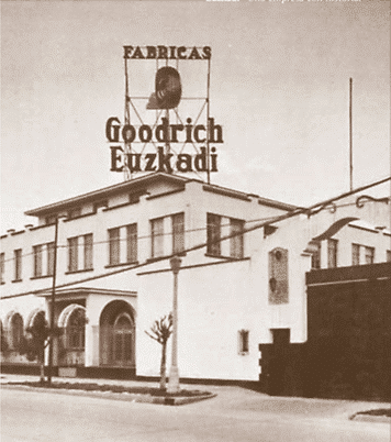 Image of an ad for Euzkadi Tires