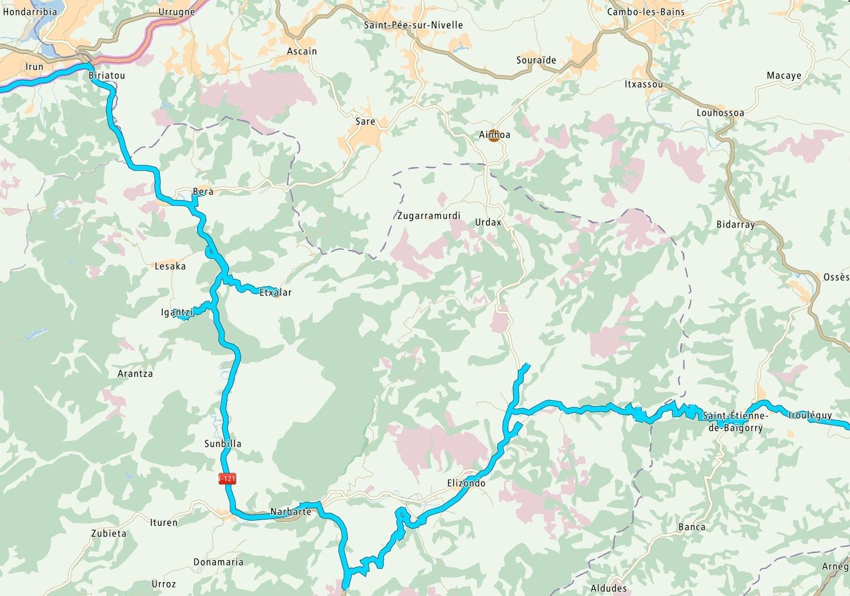 Nuestra ruta por el norte de Navarra