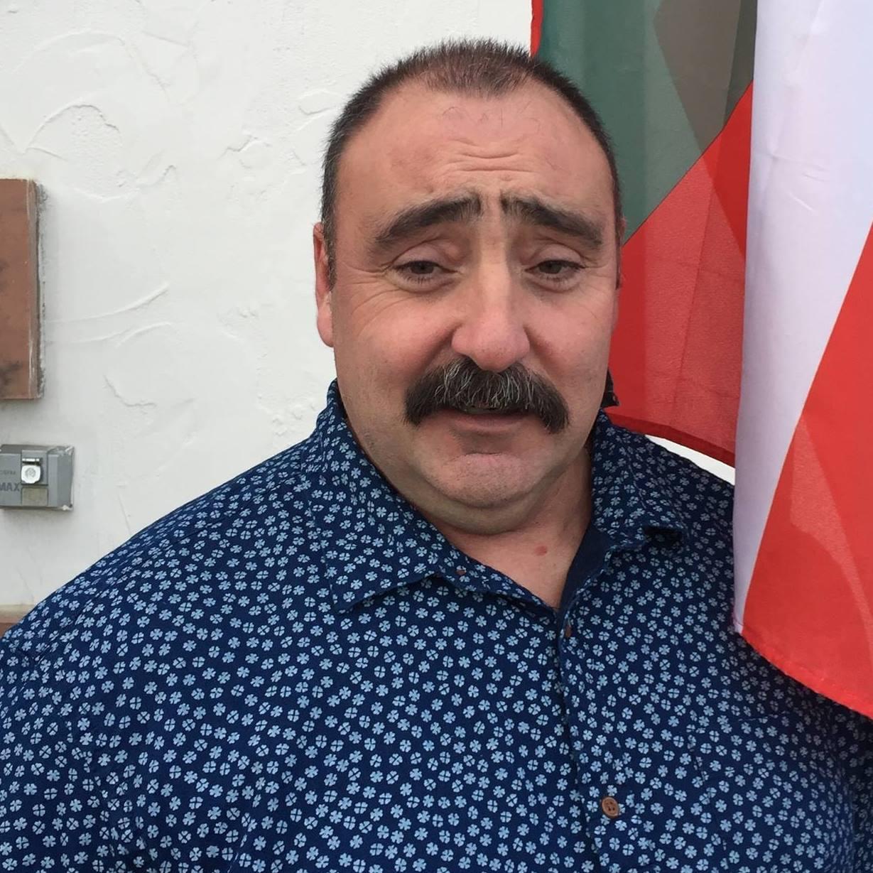 Aitor Narvaiza, el vasco de Ermua que es candidato al cargo de Sheriff del Condado de Elko