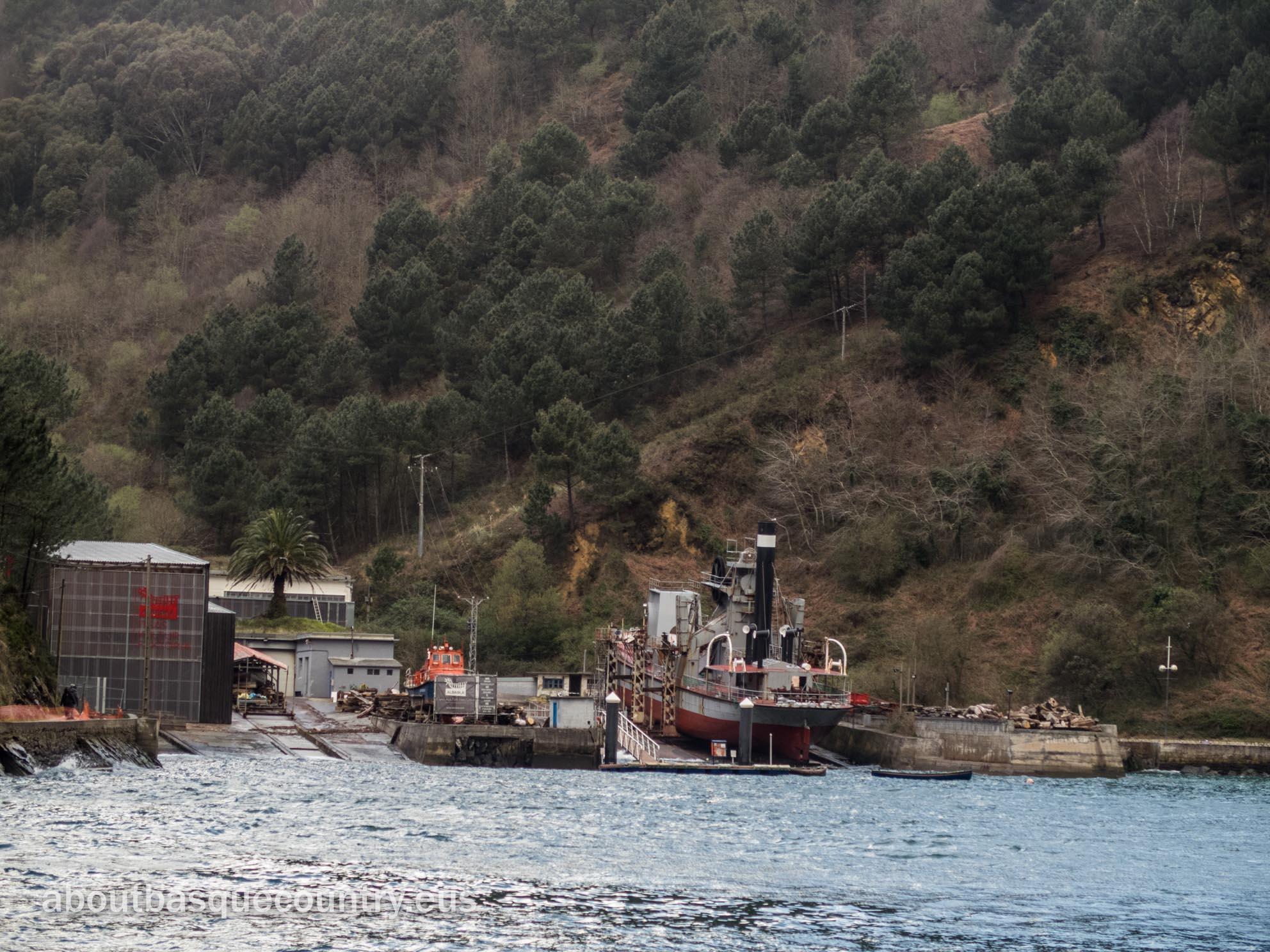 Albaola la Factoría Marítima Vasca