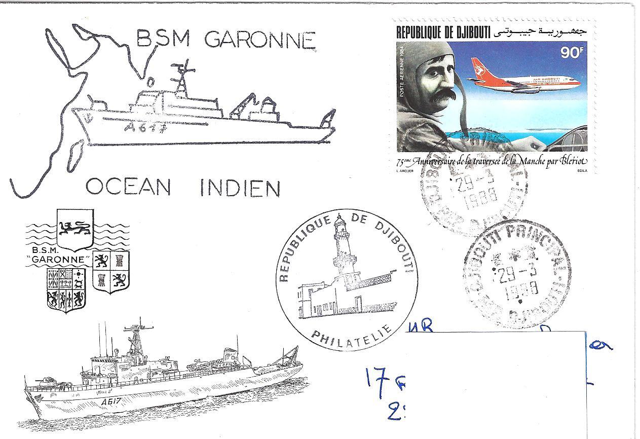 postal BSM Garonne