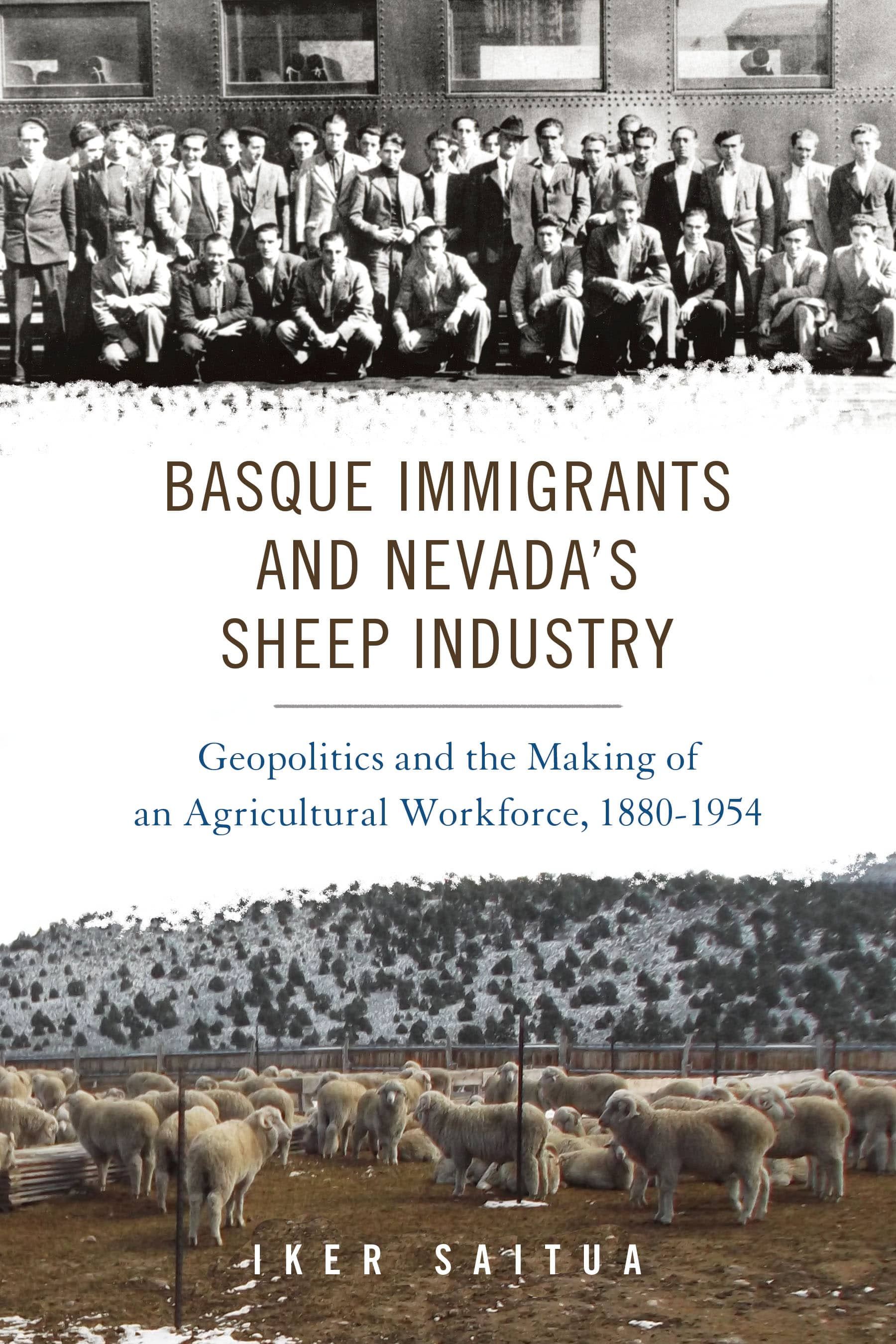 Basque Immigrants and Nevada's Sheep Industry