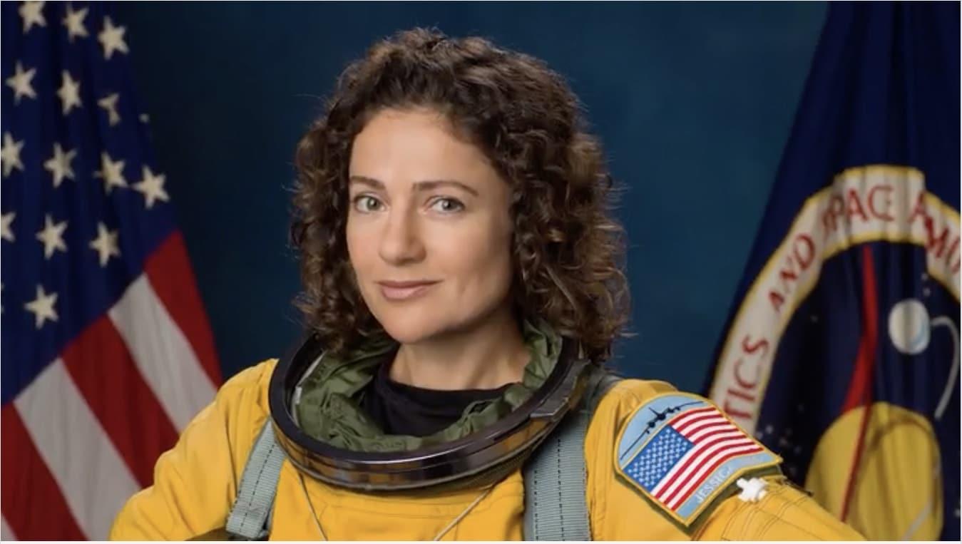 Jessica Meir astronauta sueca nacida en USA